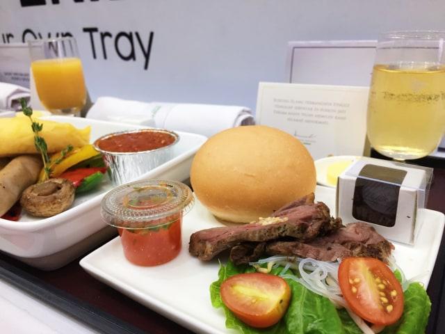 Dining Experience, Layanan Citilink yang Bisa Kreasikan Menu Sendiri (437904)