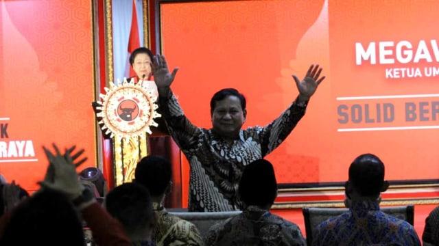 Kongres V PDIP, Bali, Surya Paloh