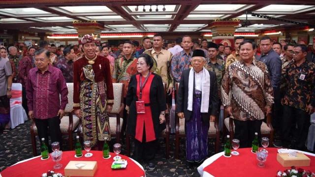 Kongres V PDIP, Bali, Wakil Presiden Jusuf Kalla