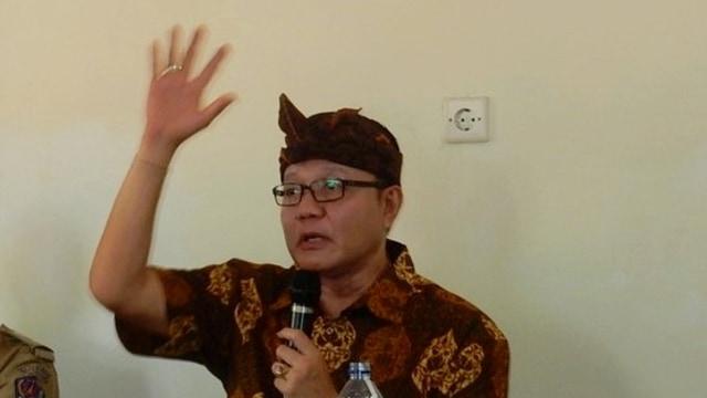 KPK OTT Anggota Komisi VI Nyoman Dhamantra Terkait Suap Impor Bawang (48444)