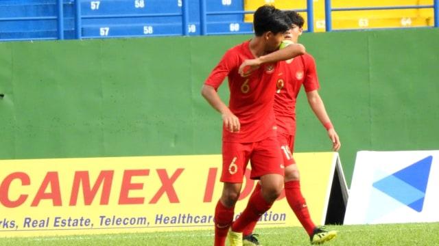 Pertandingan Timnas U-19 vs Timor Leste di Piala AFF U-18, Vietnam