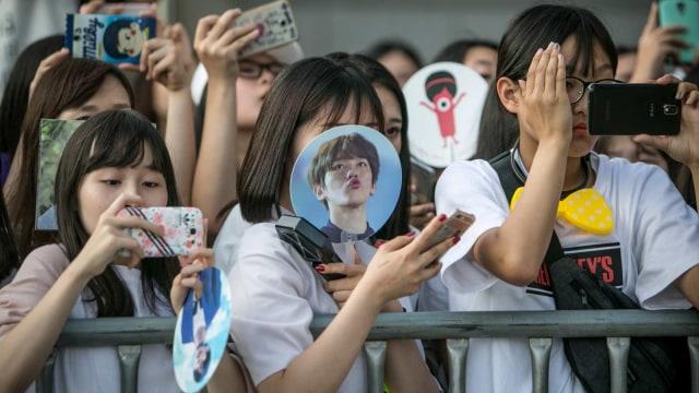 Deretan Nama Fandom K-Pop dan Arti di Baliknya yang Belum Banyak Orang Tahu (83156)