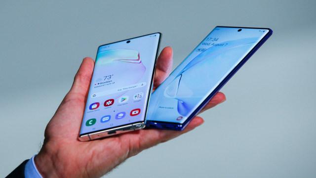 Samsung Sindir Huawei Mate 30 yang Tak Punya Layanan Google (52569)