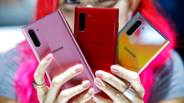 Riset IDC: Samsung Masih Jadi Raja Smartphone di Indonesia (135834)