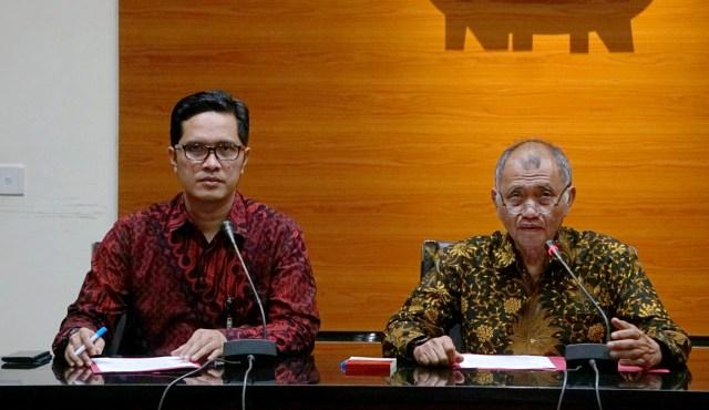 KPK Masih Berharap ke Jokowi untuk Pemberantasan Korupsi (124004)