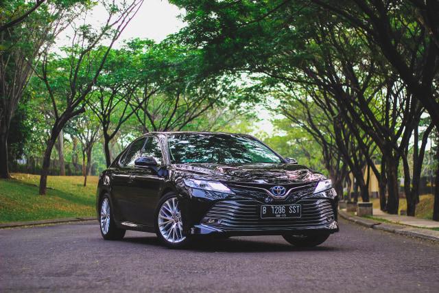 Toyota New Camry Hybrid 2019