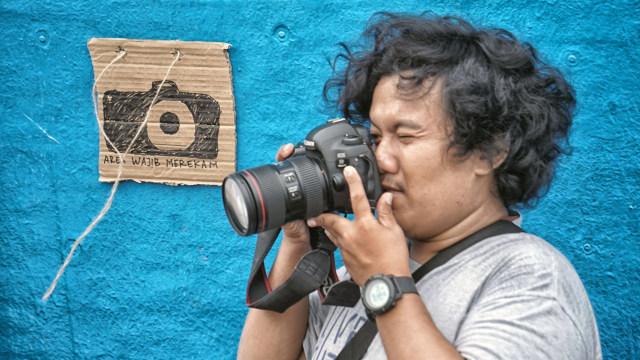 Syamsudin Ilyas Menanam Mimpi di Pesisir Jakarta  (89240)