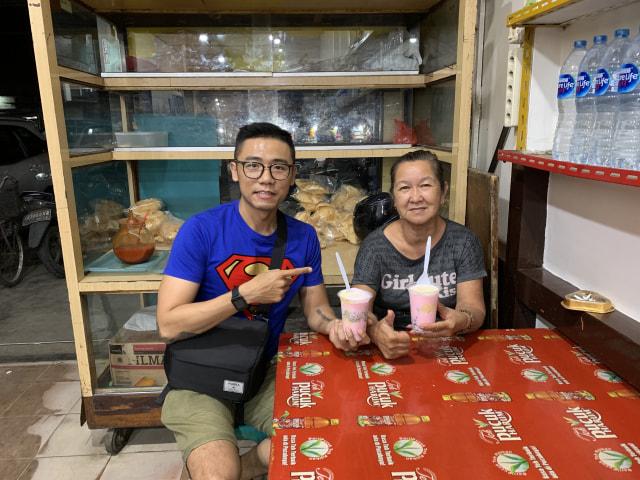 Mencicipi 'Es Nona Sari Buah', Kuliner Legendaris Khas Pontianak (956141)