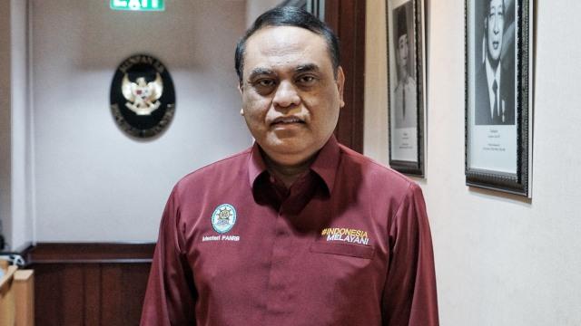 Menteri Pendayagunaan Aparatur Negara dan Reformasi Birokrasi (MenPAN-RB), Syafruddin