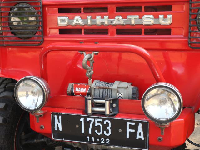 otomotif, daihatsu sedulur, daihatsu, hijet, hijet bagong, modifikasi,