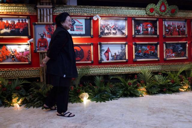 Momen Kemesraan Politik Megawati - Prabowo  (56674)