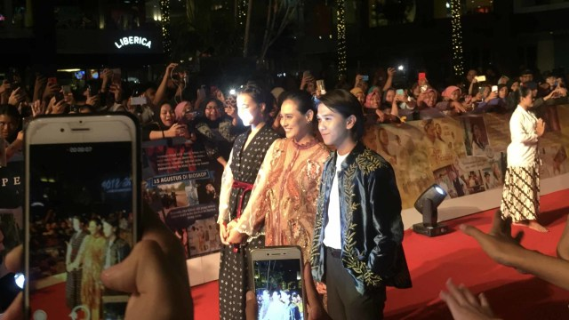 Gala Premiere 'Bumi Manusia' dan 'Perburuan' Bertabur Bintang (325519)