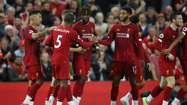 Di Piala Super Eropa, Liverpool Masih Merasa sebagai 'Underdog' (117936)