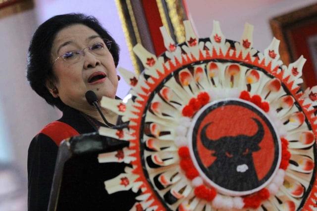 Megawati: Saya Terbelenggu saat Jadi Presiden karena Harus Menata Cara Bicara (141810)