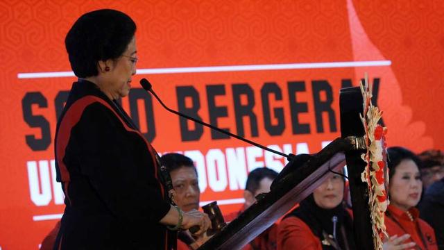 Megawati: Dipikir Saya Enggak Capek Jadi Ketum? Ya, Capeklah (171513)