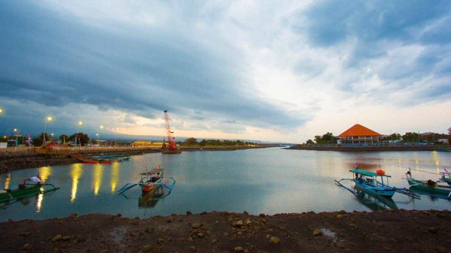 Dermaga Marina Boom, Pendatang Baru di Banyuwangi yang Instagramable (106547)