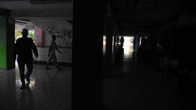 Blackout, Mati listrik massal, listrik padam