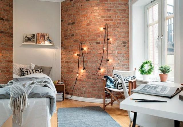 7 Ide Cerdik Mengisi Dinding Kosong Di Kamar Tidur Minimalis
