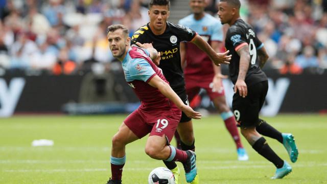 West Ham vs Man City