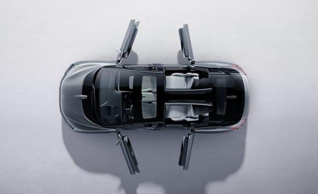 Ini Calon Pesaing Tesla Model X dari China (38981)