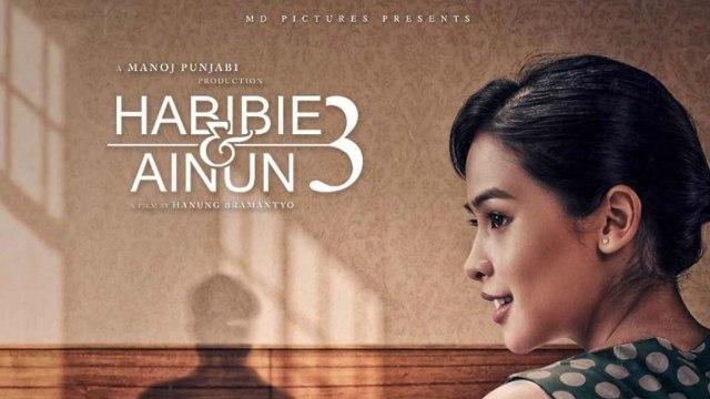 Poster Film 'Habibie & Ainun 3' Dirilis Tepat di Ulang Tahun Ainun (8535)