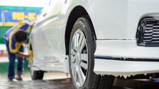 Ini yang Harus Dilakukan Agar Mobil Warna Putih Tidak Mudah Kusam  (109116)