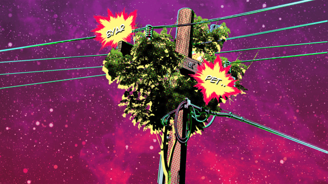 LIPSUS: lustrasi mati listrik PLN