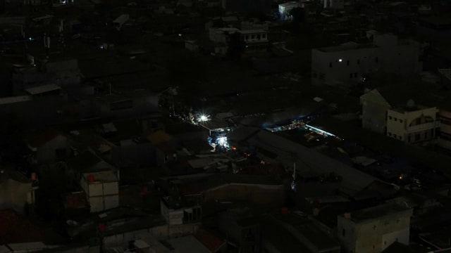 Blackout, Mati listrik massal, Jakarta Padam
