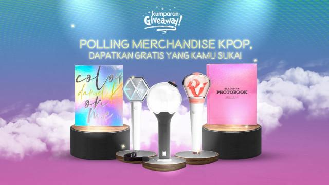 Giveaway Merchandise K-Pop