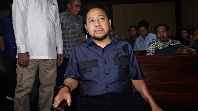 Setya Novanto bersaksi di Sidang Sofyan Basir