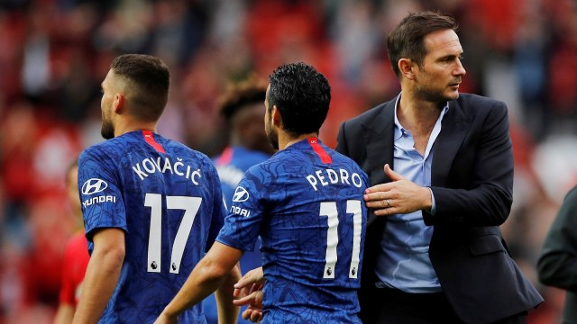 Adu Komentar Frank Lampard dan Jose Mourinho (1193644)