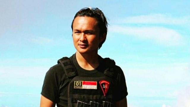 Briptu Heidar yang tewas disandera KKB di Papua.