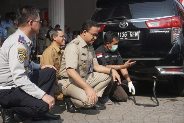 Mobil dan Motor yang Tak Uji Emisi Bisa Ditilang, Dendanya sampai Rp 500 Ribu (29891)