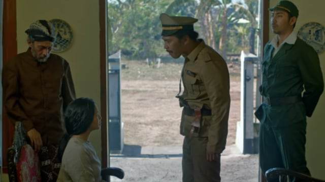 Adegan di Film 'Perburuan'