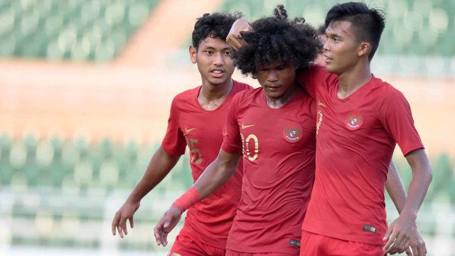 Indonesia vs Vietnam,  Grup A Piala AFF U-18 2019, Vietnam