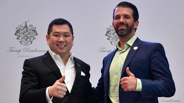 Trump Laporkan Pendapatan, Termasuk Penjualan Properti Rp 195 M ke Hary Tanoe (143643)