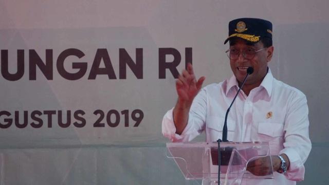 DPR Setujui Tambahan Dana Rp 441 M untuk Kemenhub (701778)