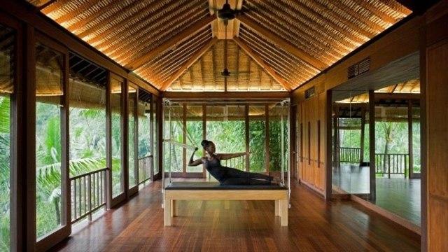 Yoga di COMO Shambala Estate, Bali