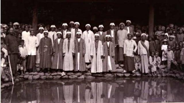 Lipsus, Menggapai Makkah di Zaman Perang, Para Haji dari Sumatera 1922