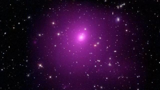 Galaksi Abell 85.
