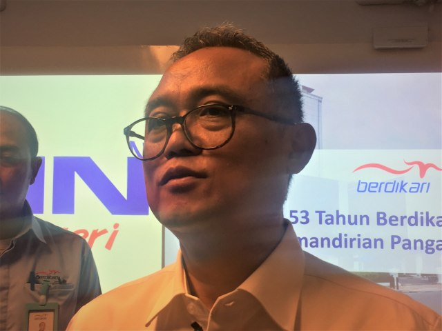 Berdikari Minta Perpanjangan Izin Impor 18.000 Ekor Sapi Bakalan (25312)
