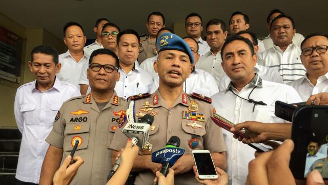 Satgas Antimafia Bola Jilid 2 Rapat di Mapolda Metro Jaya