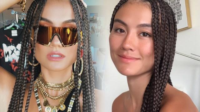 Dicibir Netizen karena Gaya Rambutnya, Agnez Mo Tetap Berpikir Positif (3006)