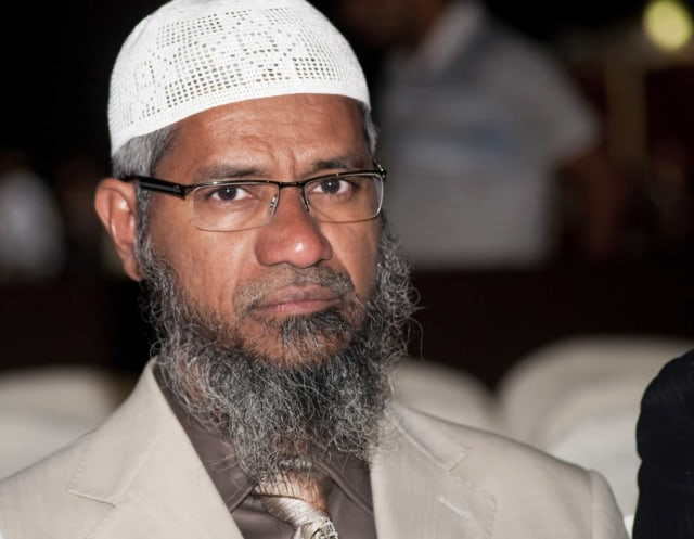 Zakir Naik (NOT COVER)