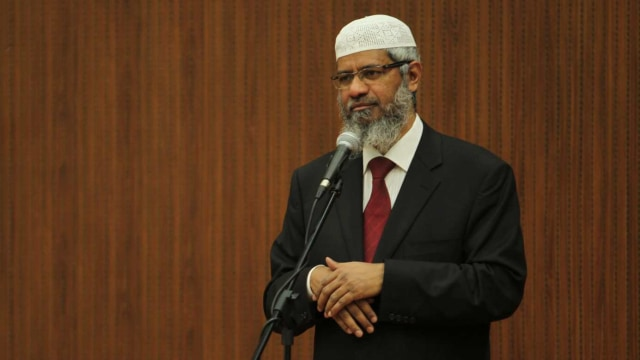 3 Menteri Minta Zakir Naik Diusir dari Malaysia (36893)
