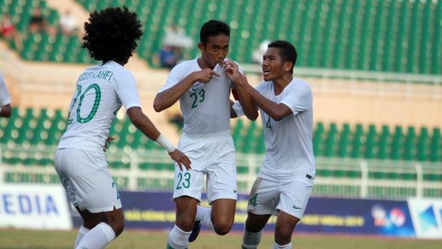 Dua Eks Timnas U-19 Jadi Tulang Punggung Timnas U-23 di Laga vs Tira Persikabo (276377)