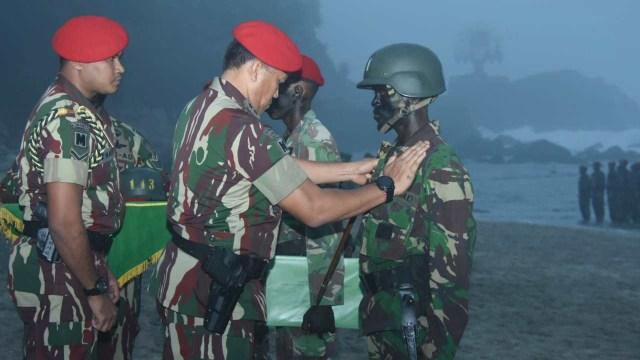 150 Prajurit Muda Resmi Jadi Anggota Kopassus (60548)