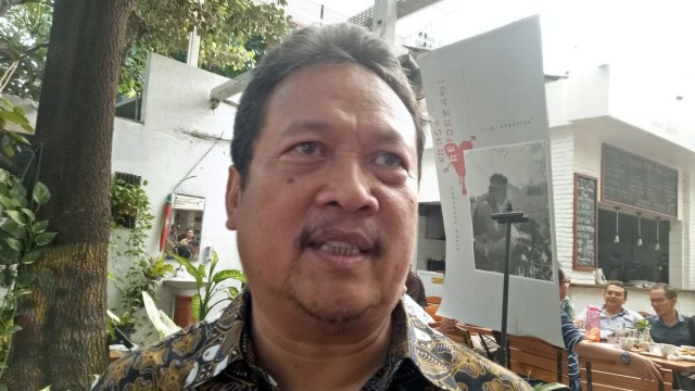 Disebut Bakal Jadi Menteri BUMN, Ini Komentar Sakti Wahyu Trenggono (305564)