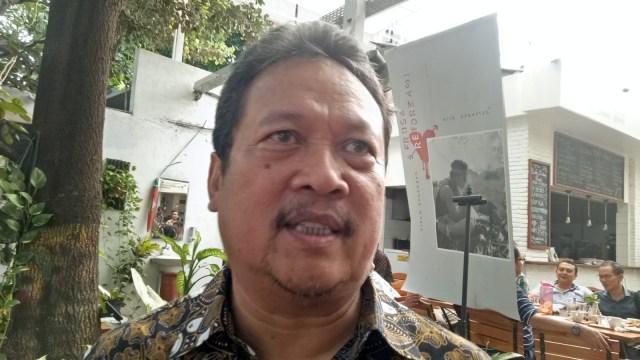 Bendahara Tim Kampanye Nasional (TKN) Jokowi-Ma'ruf, Sakti Wahyu Trenggono