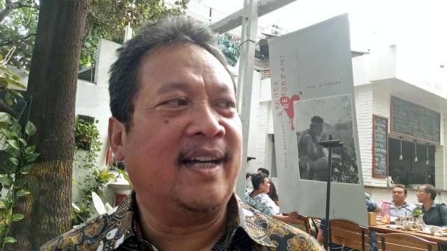 Disebut Bakal Jadi Menteri BUMN, Ini Komentar Sakti Wahyu Trenggono (305566)